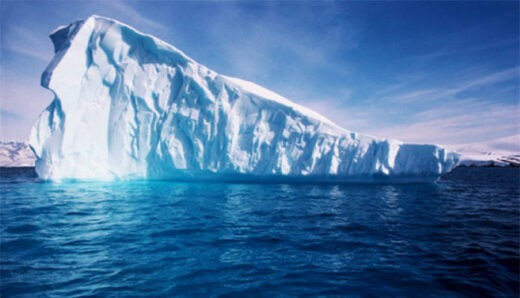 More perspective on Antarctica ice loss