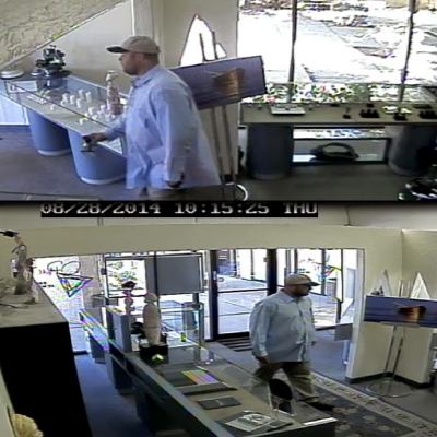 Mesa police seeking jewelery thief arizona daily independent for Jewelry stores mesa az