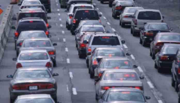 traffic road jam