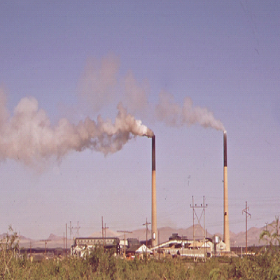 Douglas Smelter (Environmental Protection Agency, June 1972)