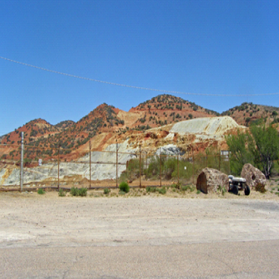 Future resources at Bisbee remain at the Cochise Deposit.