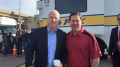 Senator John McCain finds refuge at Cardinals' rally with Governor Doug Ducey