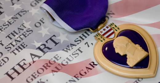 Arizona Senate Unanimously Passes Purple Heart Day Resolution