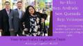 State Representative Cecilia Velasquez campaign material