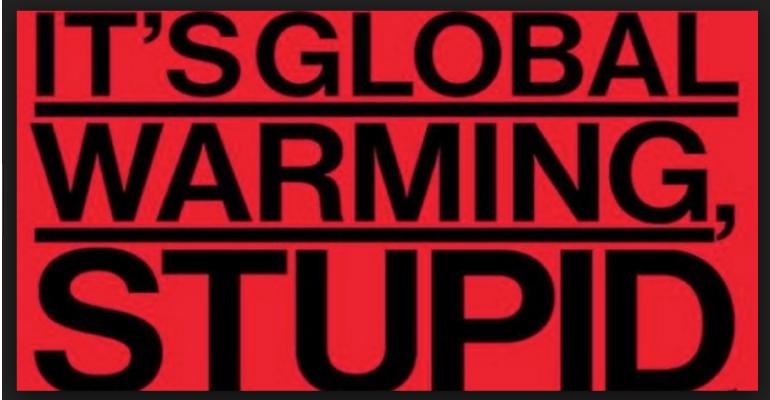 ClimateStupid