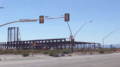 Pima County raced to get the World View building up despite a pending court case