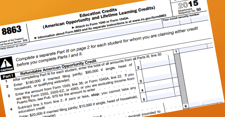 IRS Reminds Students, Parents Of Free College Tax Credits for 2016 ...