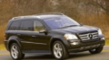 Black 2007 to 2009 Mercedes Benz GL-450 or GL-550 4-door Sport Wagon unknown plate Photo of vehicle like the supect vehicle.