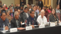 President Russell Begaye testified before the U.S. Senate Committee on Indian Affairs oversight field hearing calling on Congress and the federal government to join together to enhance protection of sacred objects and objects of cultural patrimony.