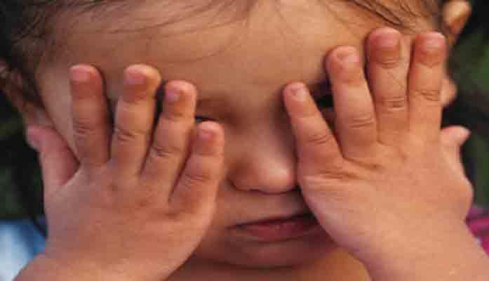 child emotion sad