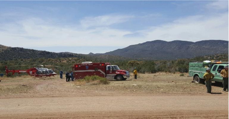 Cochise County Easter Sunday Rucker Canyon Rescue – Arizona