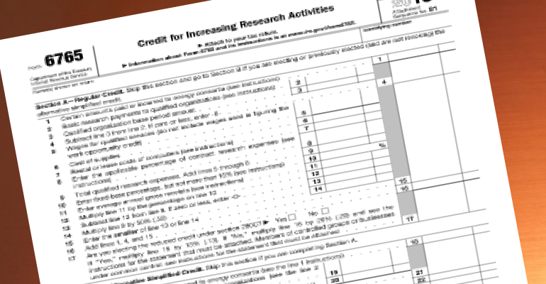 New Small Business Research Credit Option Still Available Arizona