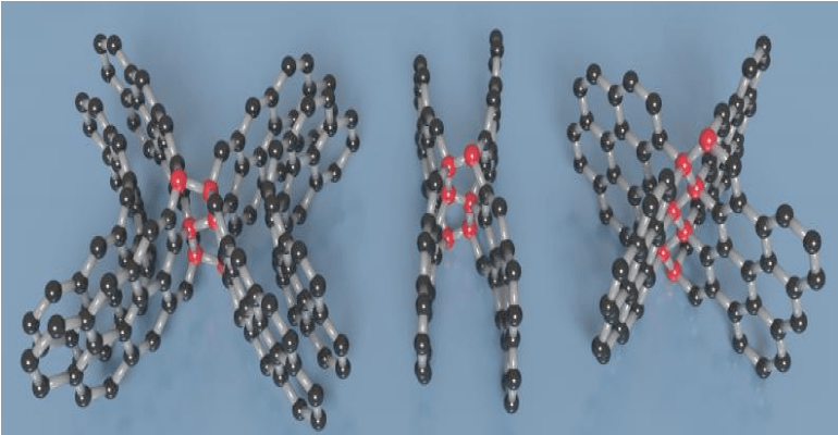 New Form Of Carbon That's Hard As A Rock, Yet Elastic, Like Rubber ...