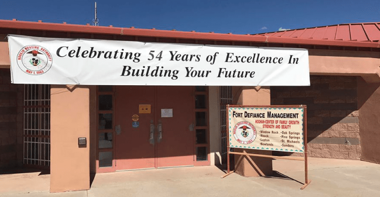 HUD Investigation Finds No Compliance Issues With Navajo