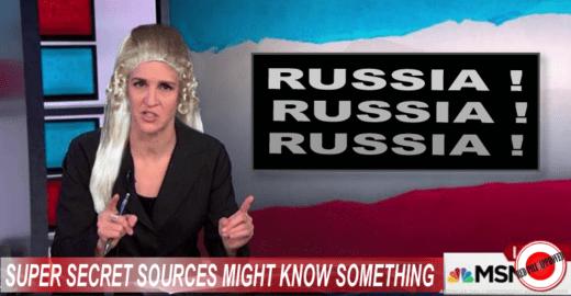Russia! Russia! Russia! Sunday's Comic