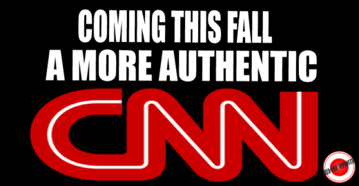 A More Authentic CNN: Sunday's Comic