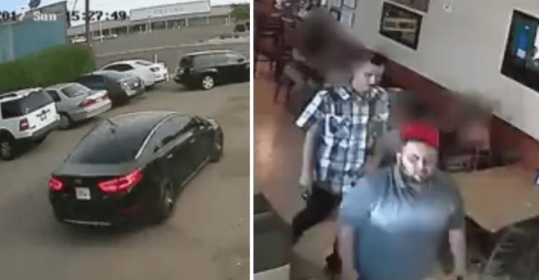 Phoenix Police Release Video Of Restaurant Bathroom Shooting