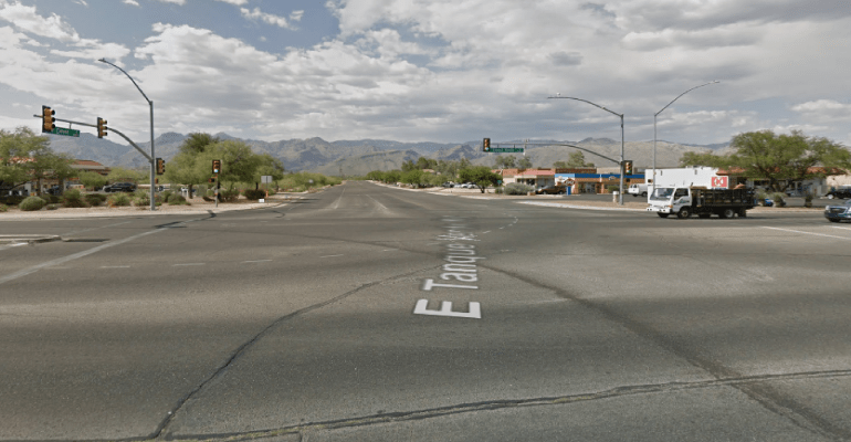 Man Falls Out Of Stolen Vehicle Killed Arizona Daily