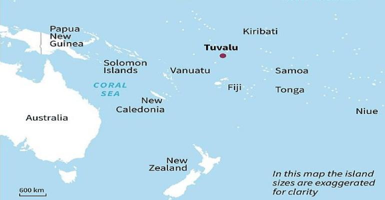 Tuvalu-location