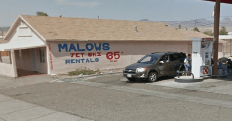 Restitution Available From Bullhead City-Based Malows Jetski