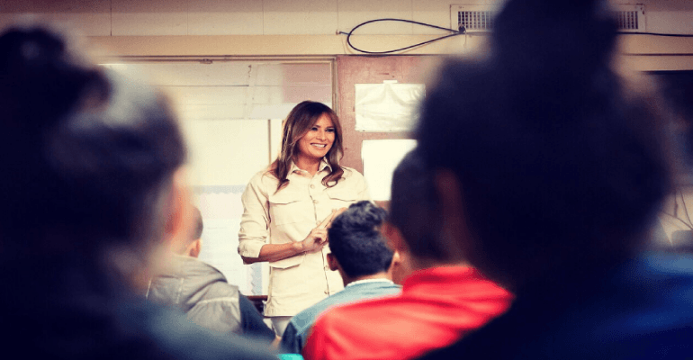 e4fde1d53b8be First Lady Expected To Visit Arizona UAC