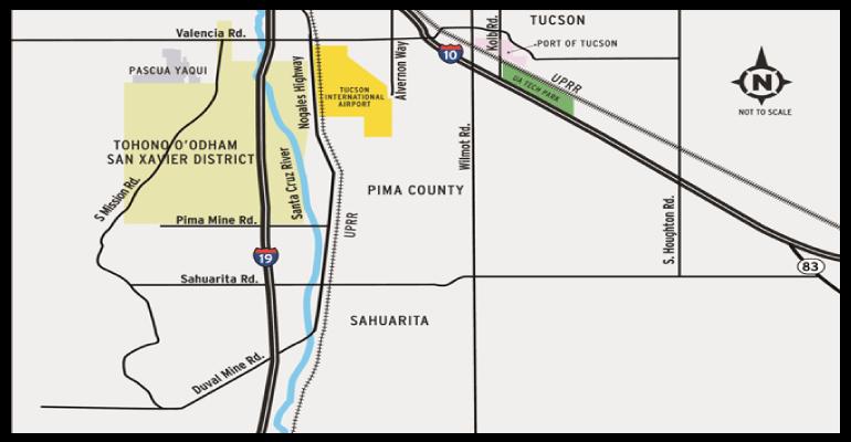 Highway 11 Arizona Map.A 3 D View Of The Sonoran Corridor Deceit Deception Duplicity