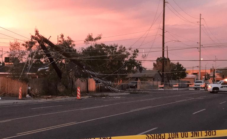 Car Crash Cuts Central Phoenix Power – Arizona Daily Independent