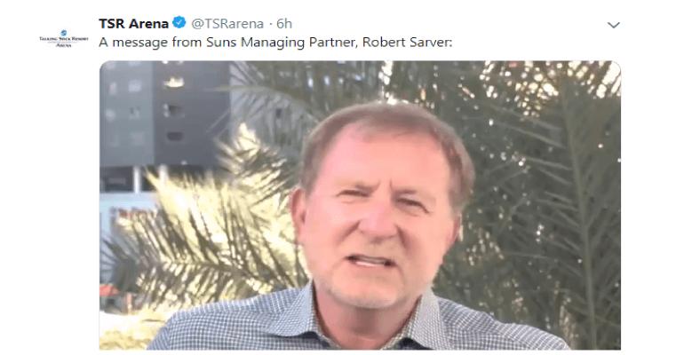 sarver-tweet