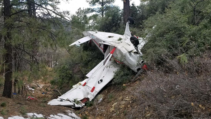1 Dead in Mohave County Airplane Crash – Arizona Daily