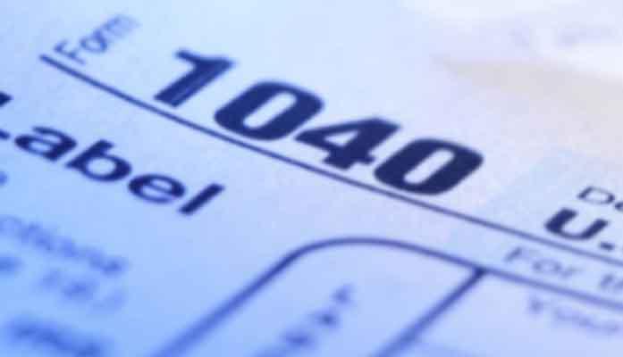 taxes tax form