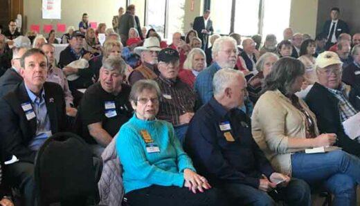 Yavapai County PCs Select Pierce, Sensmeier, Bennett For Supervisors To Fill Stringer Seat,