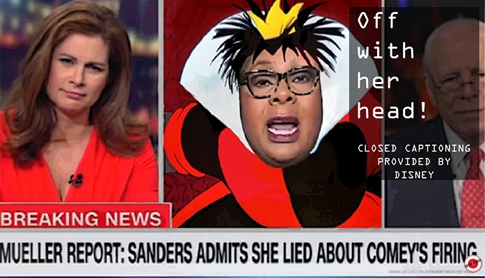 APRIL RYAN SANDERS CNN
