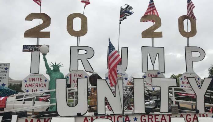 trump unity