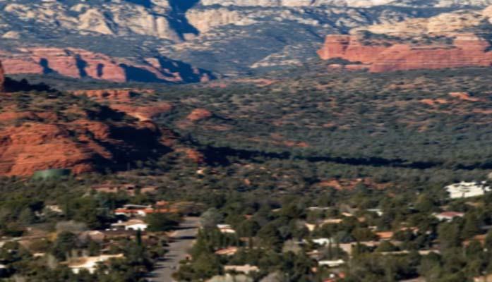 Sedona, Queen Creek Top Mid-Size Arizona Cities