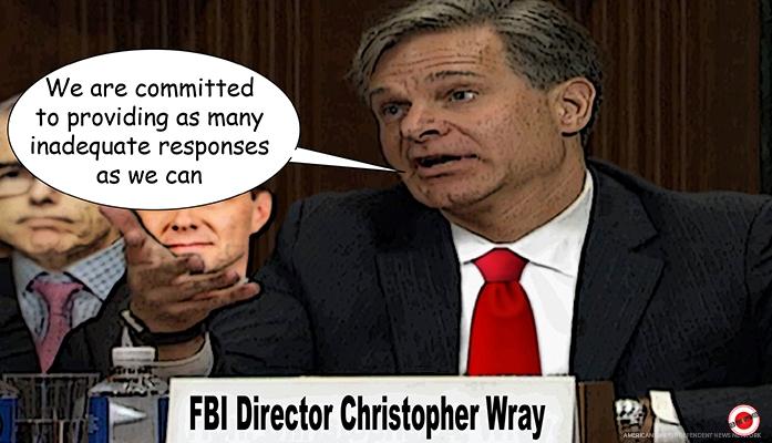 wray fbi