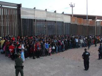 illegal border crossers