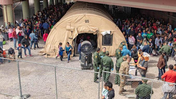 illegal aliens border crisis