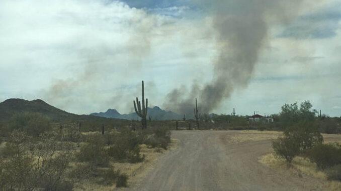 smokehouse fire