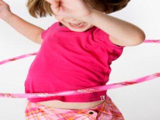 child exercise