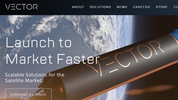 vector launch pima county