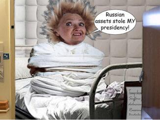 hillary clinton russians