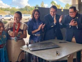 navajo ship ceremony