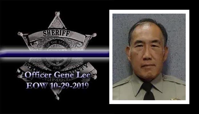 officer gene lee