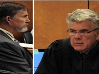 "Paul ""Randy"" Bays,Judge James Marner"