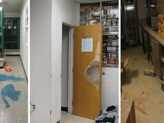 sunnyslope high school damage
