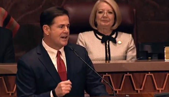 ducey sstate of the state