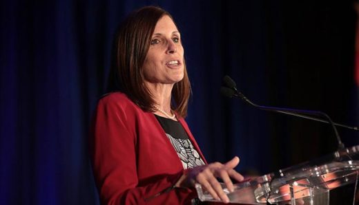 Anti-social media: McSally brush-off of reporter as 'hack' goes viral