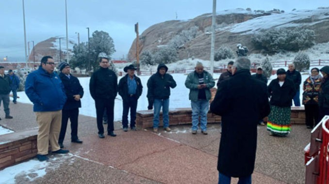 navajo nation prayer