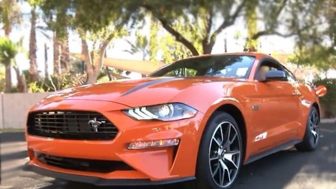 2020 Mustang ECOBOOST Coupe