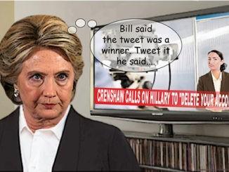 Hillary Clinton Comic